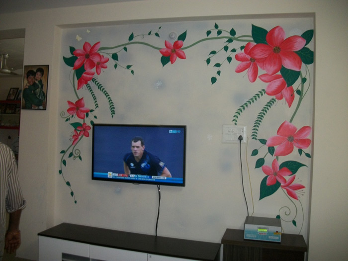 Using Ropriate Printing Techniques We Can Provide Decorative Wall Painting As Per The Latest Trends Prevailing In Market Presently Are Counted